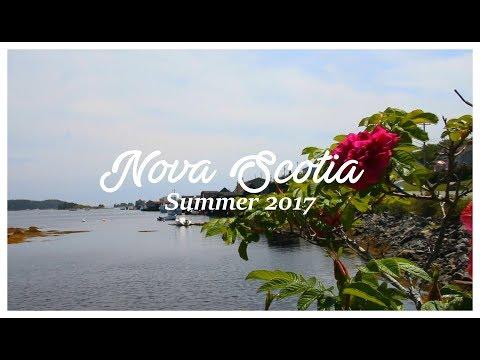 Nova Scotia-Summer 2017