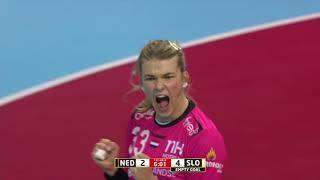 Netherlands 26:32 Slovenia (Group A)   Japan 2019 IHF Women's Handball World Championship