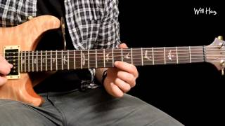 30 Years to Life - Slash solo tutorial note for note HD tab
