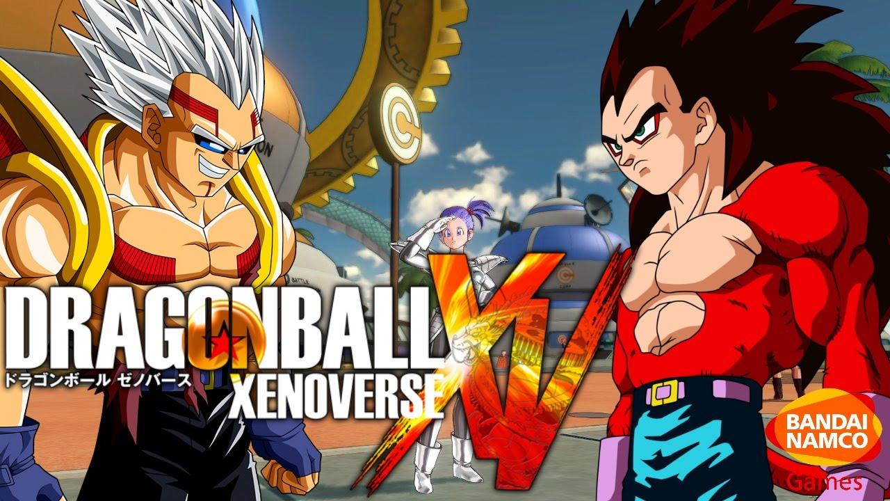 Super saiyan 4 vegeta dragon ball z xenoverse gameplay - Dragon ball xenoverse ss4 vegeta ...