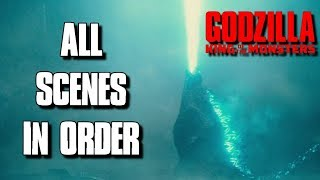 Godzilla: King of the Monsters All Scenes In Order 2