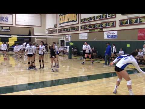 Acalanes High School vs James Logan High School  October 2016