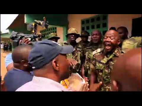 Soldiers Disrupt Peaceful Voting At Juba Barracks