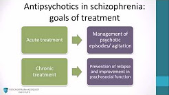Antipsychotics and cognitive symptoms in schizophrenia [3]