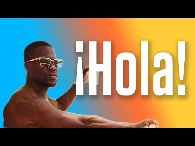 Kevin Hart Speaking Spanish with Family!