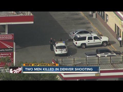 Two men killed in Denver shooting