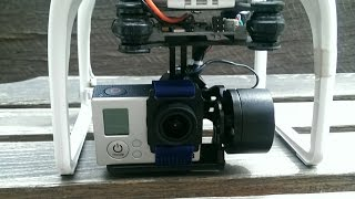 How to install a cheap China Gimbal