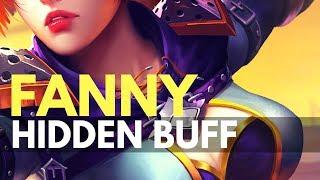 FANNY BUFF NEW PATCH ENERGY REGEN AT BASE | Mobile Legends