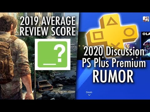 Playstation Year In Review 2020.Ps Plus 2019 Review What We Can Expect In 2020 Ps Plus Premium Rumor