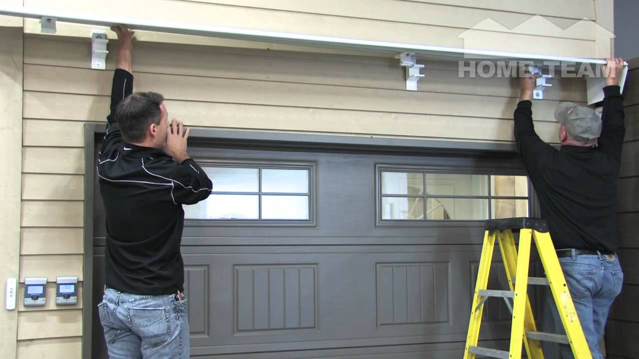 Motorized Retractable Awning Installation - YouTube