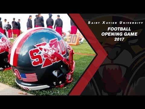 Saint Xavier University Football Opening Game
