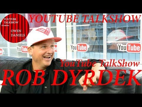 Rob Dyrdek - YouTube TalkShow With Owen Daniels