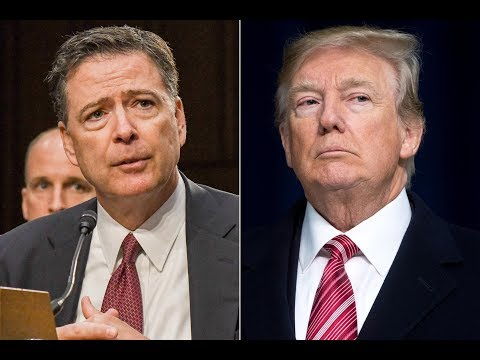 BREAKING: FOUR COMEY MEMOS CLASSIFIED. LEAKED FOUR OF SEVEN MEMOS TO PRESS