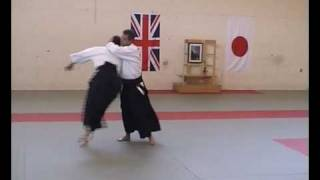 Aikido Sensei Peter Brown August 2008 (part 2)