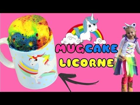 ♡•-recette-inÉdite-de-mugcake-licorne-|-facile-et-rapide-•♡