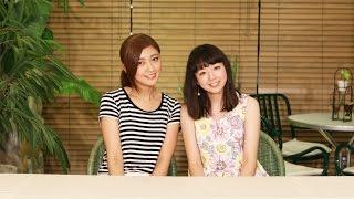 今回のMCはBerryz工房の熊井友理奈と、スマイレージの勝田里奈! スマイ...