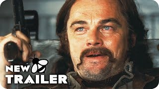 ONCE UPON A TIME IN... HOLLYWOOD Trailer (2019) Quentin Tarantino Movie
