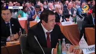 Գագիկ Ծառուկյանը  Պրահայում հանդիպումներ է ունեցել համաշխարհային սպորտի ղեկավարների հետ