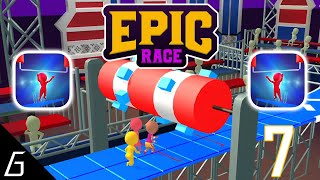 Epic Race 3D - Gameplay Part 7 - Level 74 -83 (iOS, Android)
