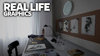 The Most Realistic Game Ever Made - Realistic Video Game Graphics Gameplay Video