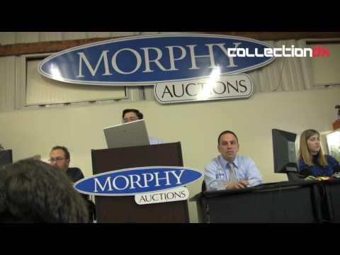Morphys Japanese Toy Auction Road Trip part 2 - the auction - CollectionDX