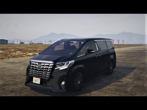 Toyota Alphard 2015 Gta 5 Mods Youtube