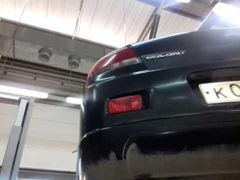 Жесть на СТО. Привет из 2000-х, уставший MitsubishiGalant. Будни АвтоСервис.