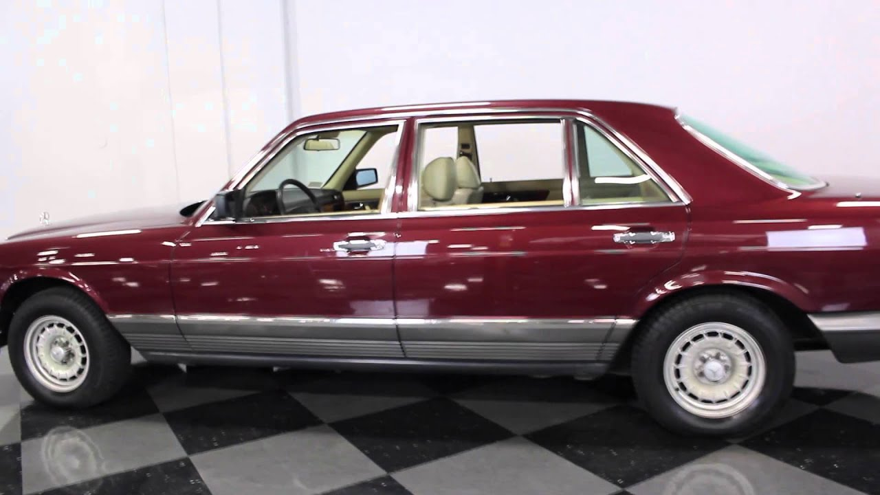 1108 dfw 1985 mercedes benz 500 sel youtube for 1985 mercedes benz 500sel