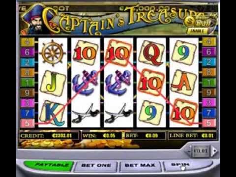 slot machine gratis treasure