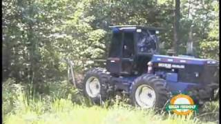 Demonstrating the Green Friendly Land Clearing Process - Part 1