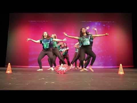 Houston Jannat - Exhibition - NASHA 2018 Front Row