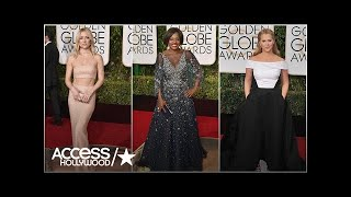 Louise Roe's Golden Globes Style Report | Access Hollywood