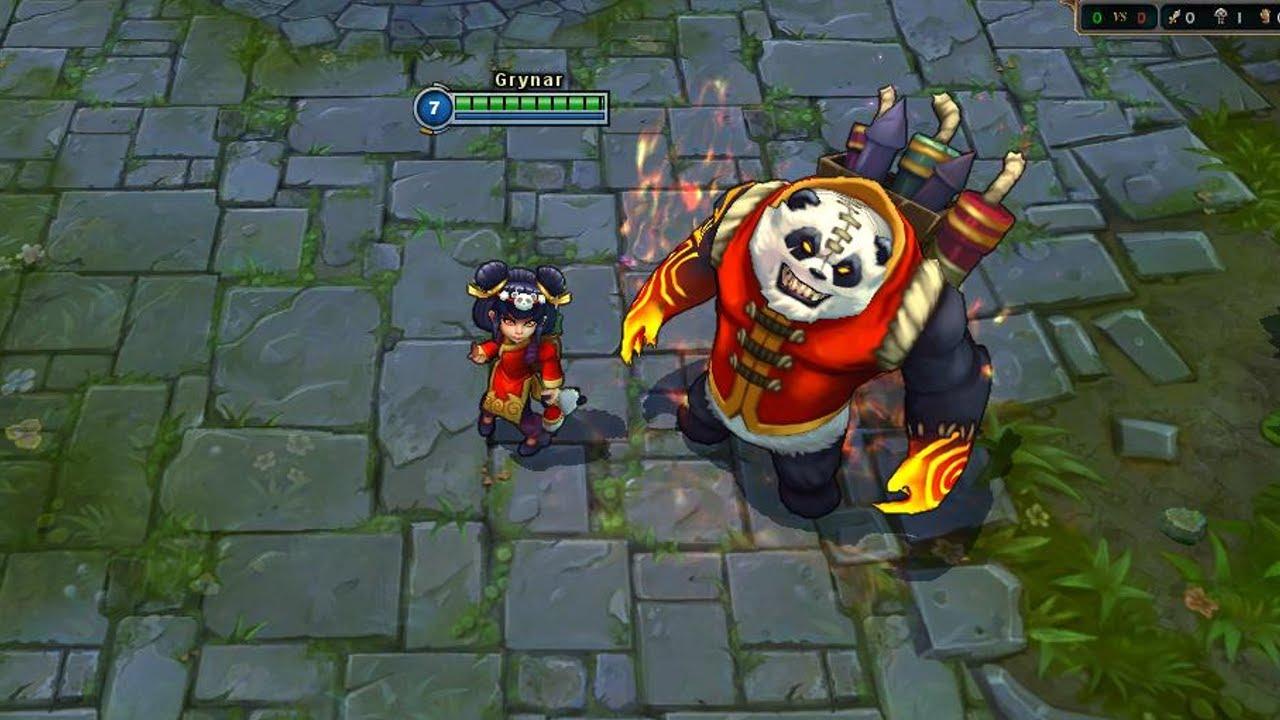 Panda Annie Gameplay -...