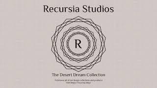 Recursia® Desert Dream Design Collection
