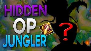 THE HIDDEN OP JUNGLER - League of Legends