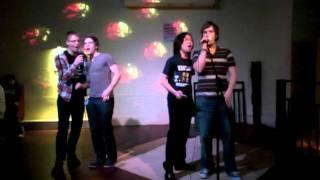 Morals Karaoke - Jon, Kenny, Adam and Lucas - eBay song
