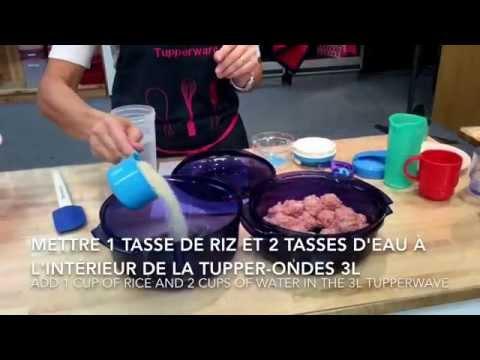 recette-tupperware-facile-de-boulettes-suédoises-/-swedish-meatballs