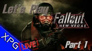 Let's Play..... Fallout New Vegas (Modded) Episode 1