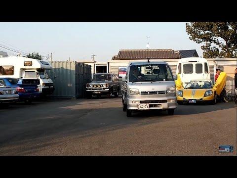 Test Drive - 2001 Daihatsu Hijet Kei 4WD Mini Truck - Japanese Car Auctions