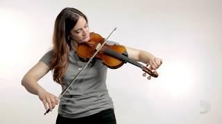 The NS Micro Violin & Viola Tuner