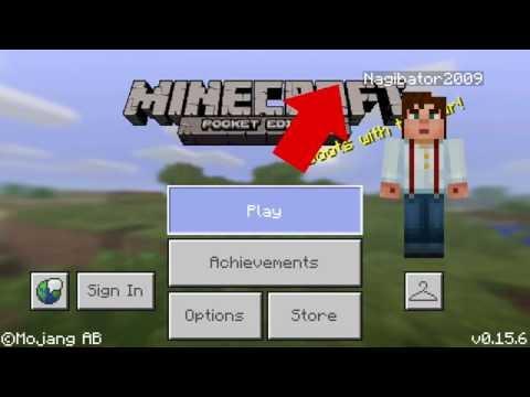 Как зайти на лучший сервер Minecraft PE? 0.15.6