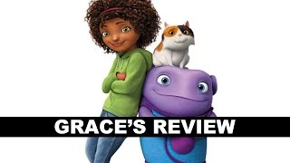Home 2015 Movie Review - Dreamworks Animation - Beyond The Trailer