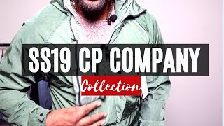 TRYING ON LATEST CP COMPANY SS19 SPRING\\SUMMER COLLECTION