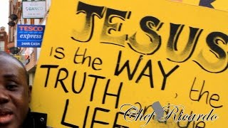 This is Jesus Walk By Lighthouse Chapel international Croydon
