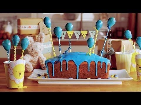 1 Geburtstagskuchen Rezept Dr Oetker