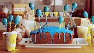 Rezept: 1. Geburtstagskuchen von Dr. Oetker