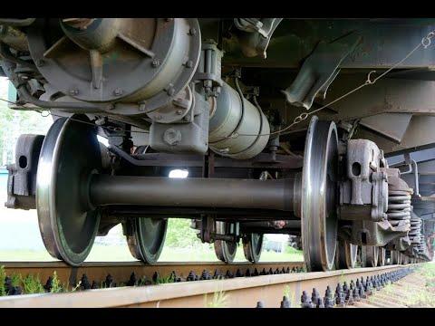 Технология выявления неисправностей тормозного оборудования вагонов