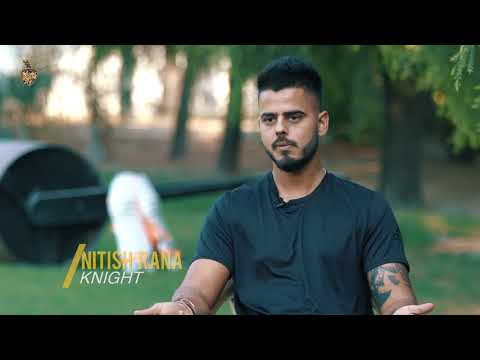 Nitish Rana Potential Unlocked | Kolkata Knight Riders | VIVO IPL 2018