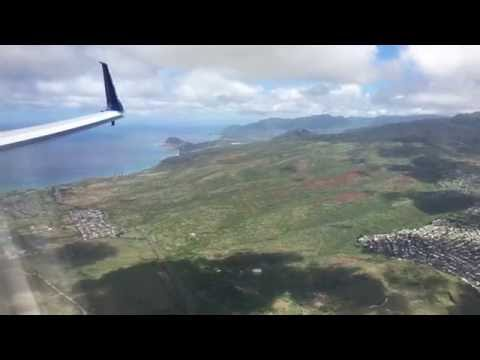 Delta 737-900 - Seattle to Honolulu (4K)