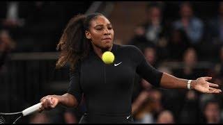 Serena Williams vs Shuai Zhang - Tiebreak Tens 2018
